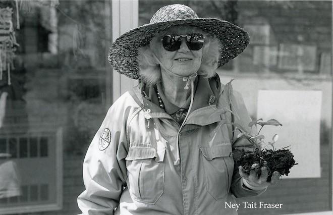 Lorrie Otto. Photo by Ney Tait Fraser