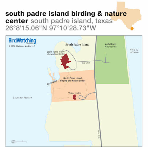 281. South Padre Island Birding & Nature Center, South Padre Island, Texas