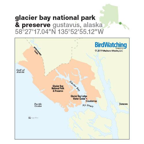 286. Glacier Bay National Park & Preserve, Gustavus, Alaska