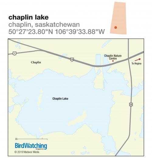 287. Chaplin Lake, Chaplin, Saskatchewan