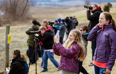 Researcher Terry Rich launches survey of American birders