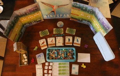 New board game Wingspan is a game changer