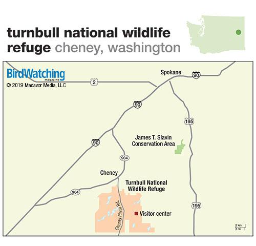 298. Turnbull National Wildlife Refuge, Cheney, Washington