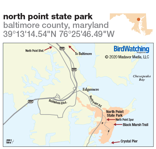 299. North Point State Park, Baltimore County, Maryland