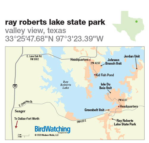 302. Ray Roberts Lake State Park, Valley View, Texas