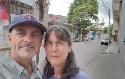 American birding couple nearing three weeks stuck in Peru