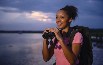 Good birders: Meet Corina Newsome