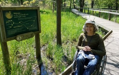 Good birders: Meet Virginia Rose, founder of Birdability