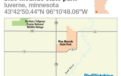 305. Blue Mounds State Park, Luverne, Minnesota