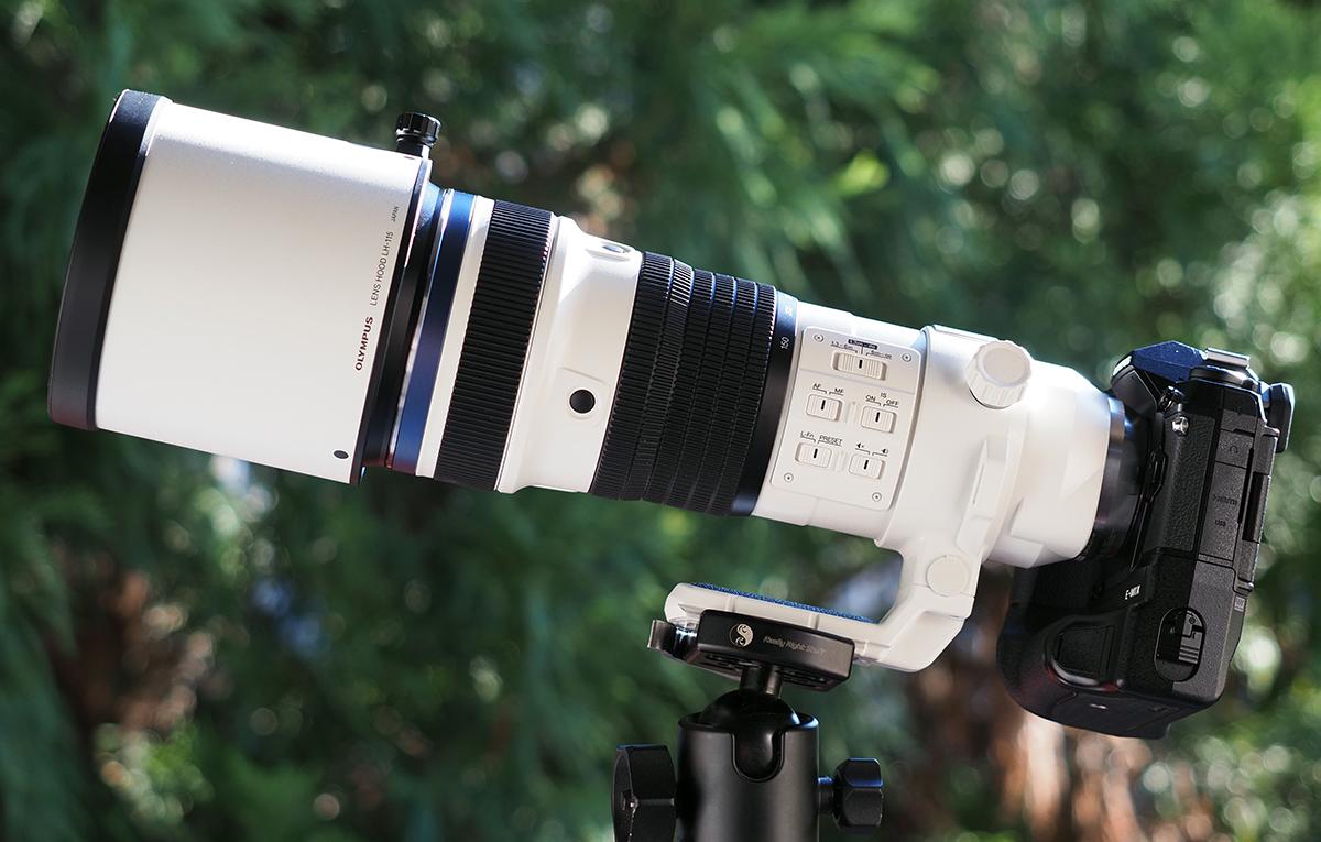 M.Zuiko 150-400mm f/4.5
