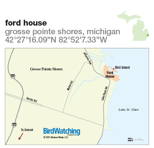 314. Ford House, Grosse Pointe Shores, Michigan