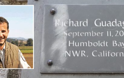 Fish and Wildlife Service remembers refuge manager Rich Guadagno